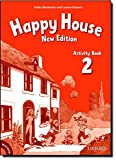 Happy House: 2 New Edition: Activity Book and MultiROM Pack (Happy Second Edition)