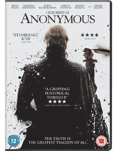 Anonymous [DVD] [2011] by Rhys Ifans