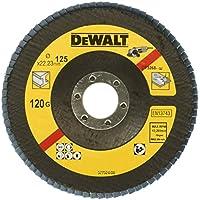 DEWALT DT3268-QZ - Disco de láminas Ø125mm, grano 120 - Cóncavo