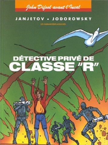 John Difool avant l'Incal, tome 2 : Détective privé de classe \\