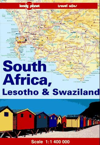 Souh Africa, Lesotho and Swaziland par Collectif