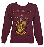 TruffleShuffle Harry Potter Gryffindor Quidditch Team Damenpullover