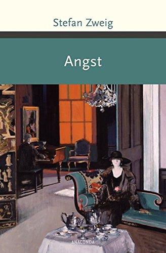 Angst (Novelle) (Große Klassiker zum kleinen Preis)