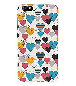 PrintVisa Designer Back Case Cover for Huawei Honor 4X :: Huawei Glory Play 4X (simadapters simcutter charging pads)