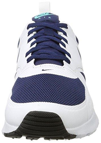 Nike Air Max Vision, Sneaker Uomo Blu (Midnight Navy/midnight Navy-white)