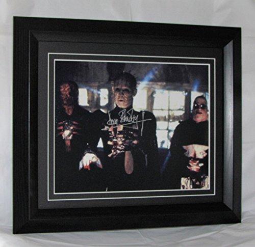 a362dbh Doug Bradley firmato Pinhead HELLRAISER firmato Framed garantita Authentic autografo