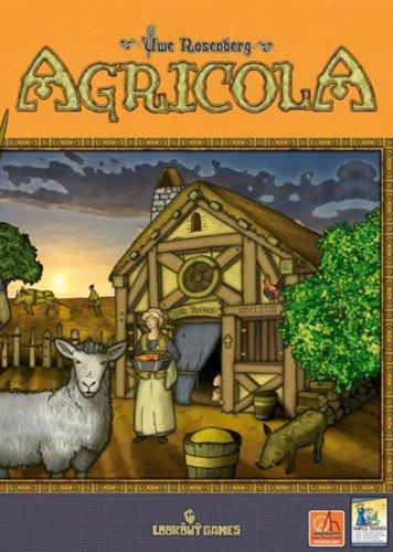 Asmodee 1682 - Agricola und X-Deck, Erwachsenenspiele