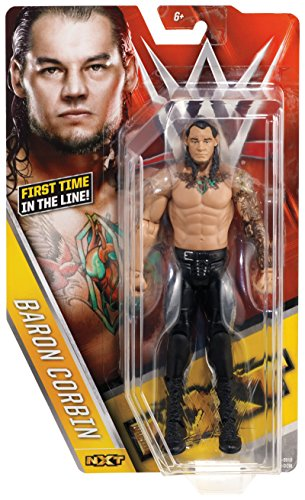 WWE - Baron Corbin - Mattel Basic Series 63 - NXT OFFICIAL WWE FIGURE