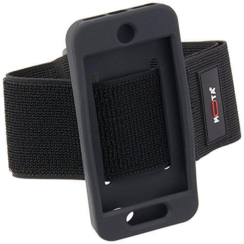 MOTA MT-ARS4K Brassard de sport pour iPhone 5/5S Noir Noir