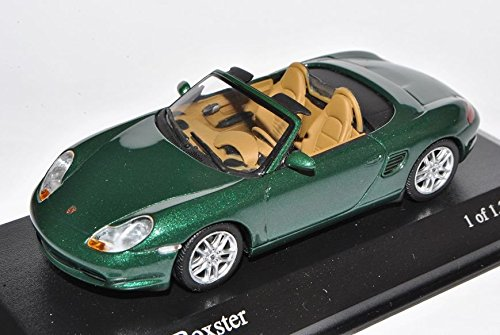 porsche-boxster-s-cabrio-grun-986-1996-2004-1-43-minichamps-modell-auto-mit-individiuellem-wunschken