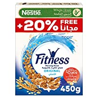 ‏‪Nestle Fitness Nestle Breakfast Cereal 450g – Promo Pack‬‏