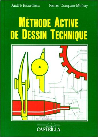 Methode active du dessin technique