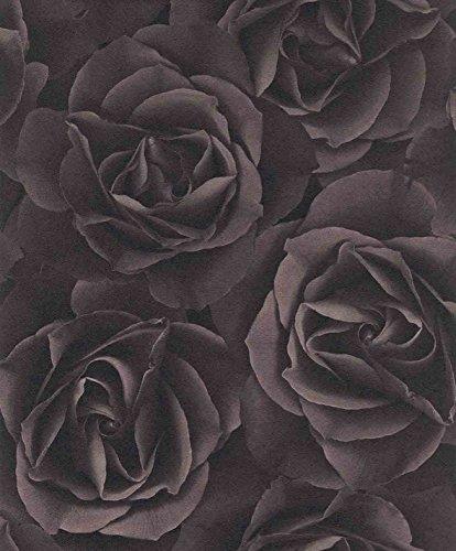 tapete-rosen-schwarz-53cm-x-1005m-vliestapete-rapportversatz-3200-cm-hoch-waschbestndig-lichtechthei