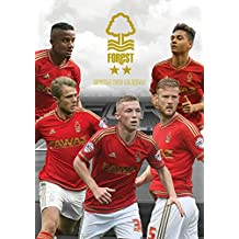 The Official Nottingham Forest 2016 A3 Calendar