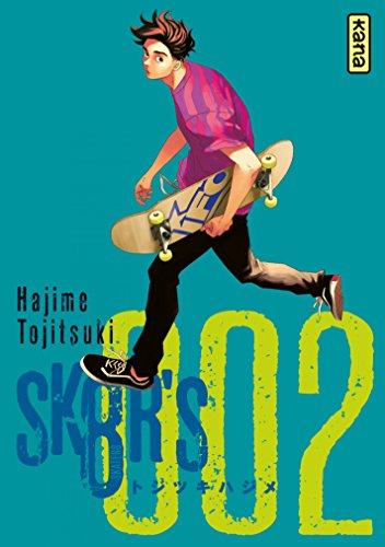 SK8R'S - Tome 2 par Hajime Tojitsuki
