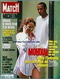 PARIS MATCH [No 2976] du 01/06/2006 - MICHELIN EDOUARD - LA MALEDICTION D'UNE DYNASTIE - HOMMAGE DE GISCARD- LE MONDIAL - DANS L'INTIMITE DES JOUEURS - THIERRY HENRY ET NICOLE MERRY - MAX REGNIER - CANNES - PENELOPE - JAMEL ET LES AUTRES.