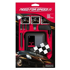 Need For Speed Race Pack – Zubehör Set – [Dsi, DS lite]