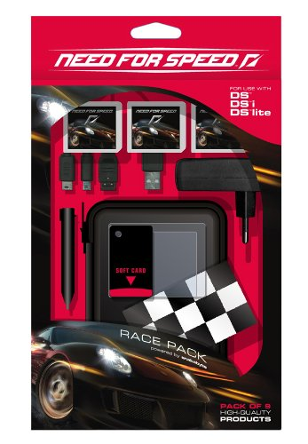 Need For Speed Race Pack - Zubehör Set - [Dsi, DS lite] -