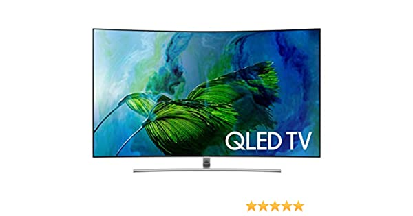 38a28b094 Samsung 138 cm 55Q8C Ultra HD 4K Curved LED Smart TV  Amazon.in  Electronics