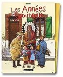 Les Années Spoutnik, coffret 4 volumes