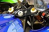 ADESIVO 3D PROTEZIONE PIASTRA FORCELLA compatibile per MOTO YAMAHA R1 2002-2003