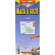 Malta & Gozo: 1:45 000. Einzelkarten: Malta 1:45 000; Gozo & Comino 1:45 000; Bugibba 1:14 000; Mdina 1:5 000; Sliema 1:10 000; Valetta 1:7 500; Victoria (Gozo) 1:5 000; Europas Zeitzonen