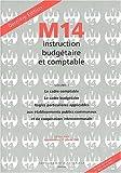 Telecharger Livres Instruction budgetaire et comptable M14 Volume 1 Edition 2003 (PDF,EPUB,MOBI) gratuits en Francaise