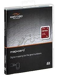 Satmap GPS System Karte 1:25000 Portugal Gesamt, schwarz, PT-CY-25-SD-001