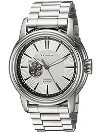 S.Coifman SC0421 - Reloj de pulsera hombre, acero inoxidable, color Plata