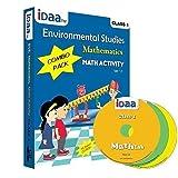 #3: Idaa Class 1-Combo (Mathematics, Environmental Studies & Maths Activity) CBSE (CD)