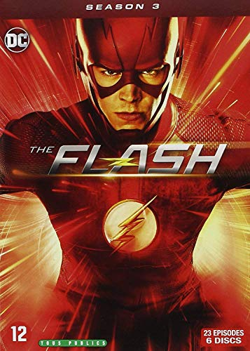 Flash - Saison 3 - DVD - DC COMICS
