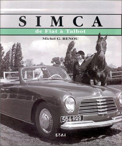 Simca: De Fiat à Talbot