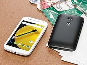 Moto E 2 (Second Generation) Ultra Thin Transparent Silicon Case