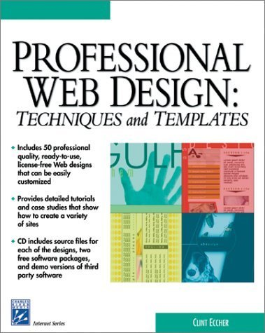 Professional Web Design: Techniques and ...