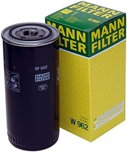 Mann+Hummel W962 Filtre à huile de graissage