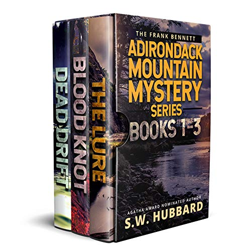The Frank Bennett Adirondack Mountain Mystery Series: Books 1-3: Frank Bennett Adirondack Mountain Mystery Series Boxed Set (English Edition) par S. W. Hubbard