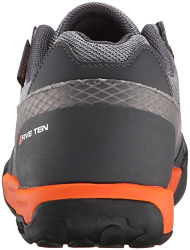 "Herren Mountainbike Schuhe ""Freerider Contact"" Dark Grey/Orange"