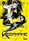 Kedamame l'homme venu du chaos, tome 1 par Tamai