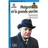 Maigret et la grande perche + CD MP3