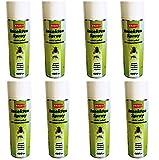 8 x Insektenspray 400 ml Mücken Abwehr von BRAECO gegen Fliegen,Mücken Motten (1L/6,87)
