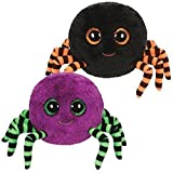 Crawly Halloween, Beanie Boo's Ragno, Colore Assortito, 15 cm [Germania]