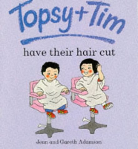 Topsy and Tim have their hair cut