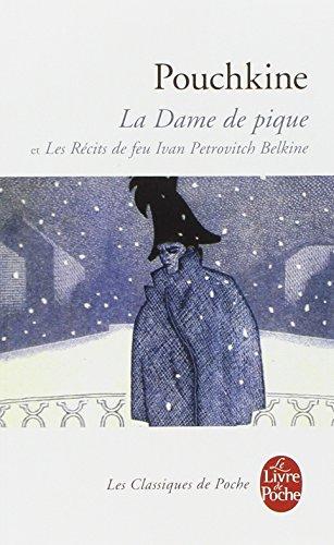La Dame de pique et autres nouvelles par Alexandre Pouchkine