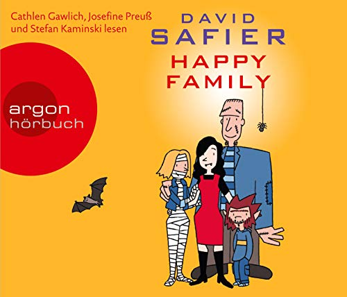 Frankenstein Kostüm Familie - Happy Family (Hörbestseller)
