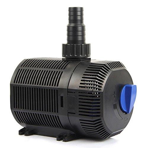 Speed Eco Pompe de bassin Pompe Pompe à filtre pompe ruisseau pompe à eau 2300L/H 35W