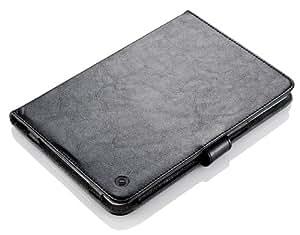 Gear 4 G4MP112G Leder Schutzgehäuse für Apple iPad Mini schwarz