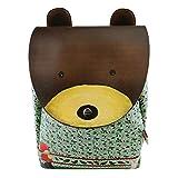 Santoro Poppi Loves - Kinderrucksack - Animal Rucksack - Bear