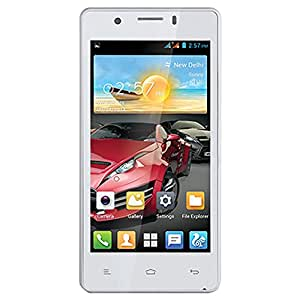 Gionee Pioneer P4 (White)