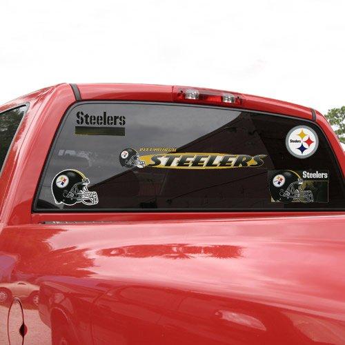 Ultra Aufkleber Set Pittsburgh Steelers