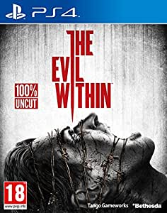 The Evil Within (100 % Uncut) [AT - PEGI] - [PlayStation 4]